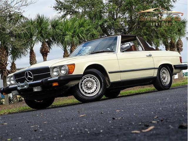 1979 Mercedes-Benz 450SL (CC-1447283) for sale in Palmetto, Florida