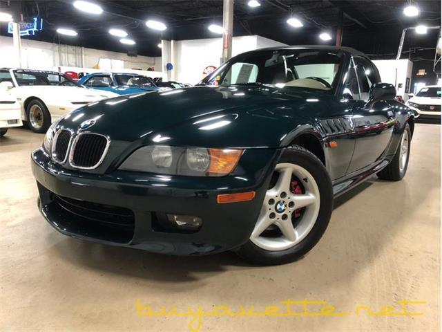 1998 BMW Z3 (CC-1447286) for sale in Atlanta, Georgia