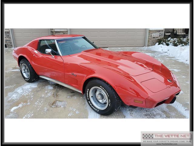 1975 Chevrolet Corvette (CC-1447290) for sale in Sarasota, Florida