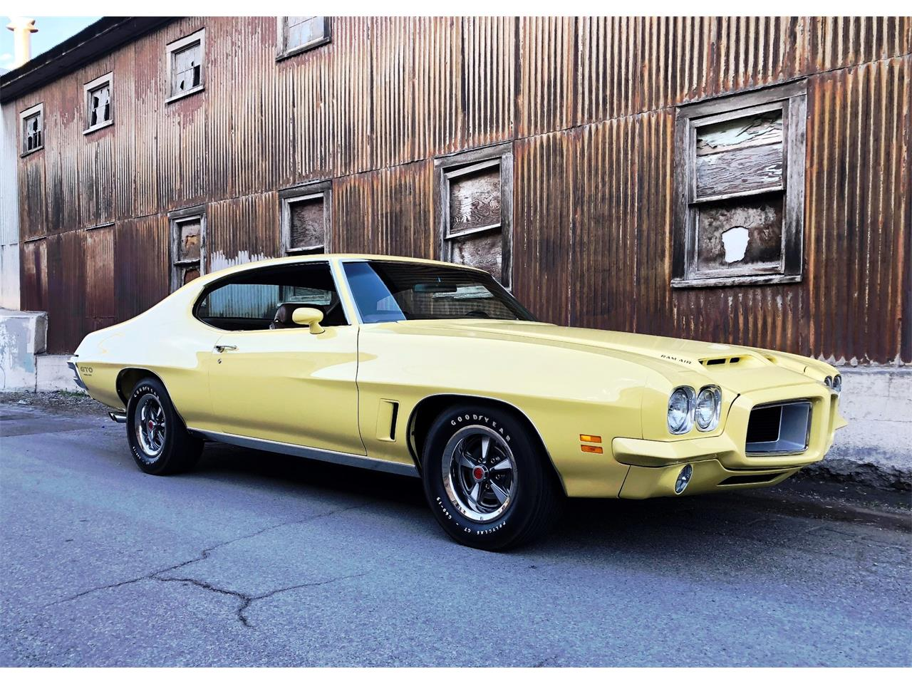 1972 Pontiac GTO (CC-1440073) for sale in West Valley City, Utah