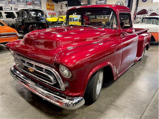 1957 Chevrolet 1/2-Ton Pickup (CC-1447303) for sale in Seattle, Washington