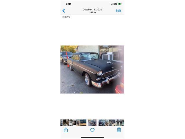 1955 Chevrolet Bel Air (CC-1447304) for sale in Westford, Massachusetts