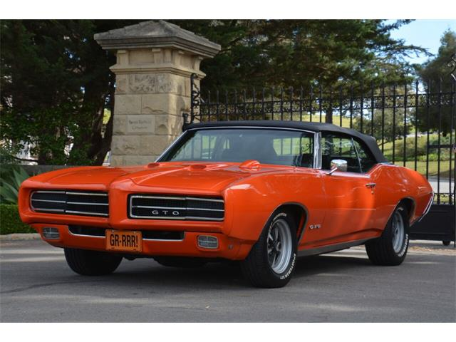 1969 Pontiac GTO (CC-1447307) for sale in Santa Barbara, California