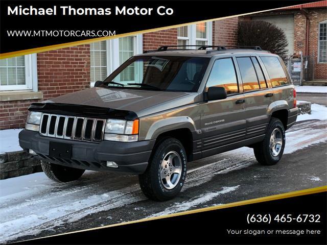 1997 Jeep Grand Cherokee (CC-1447309) for sale in Saint Charles, Missouri