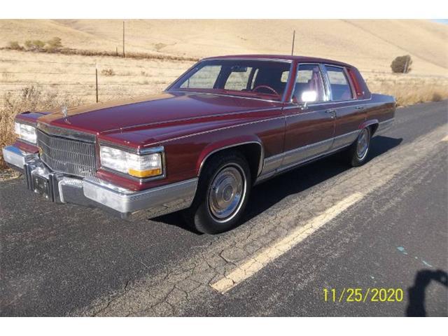 1990 Cadillac Brougham (CC-1440731) for sale in Cadillac, Michigan