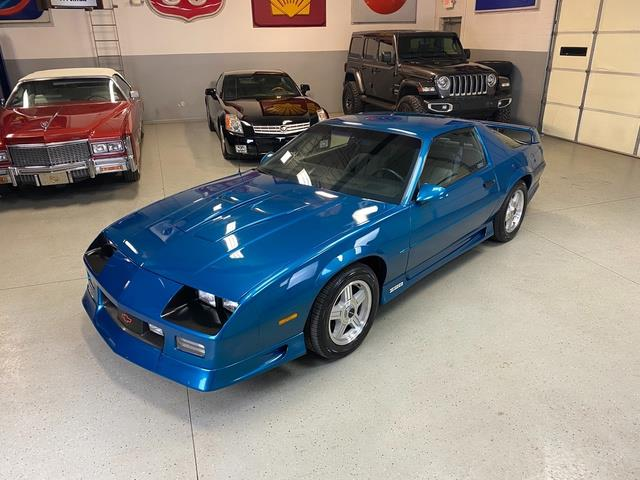 1992 Chevrolet Camaro (CC-1447313) for sale in Shelby Township, Michigan