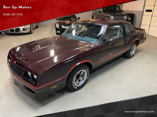 1985 Chevrolet Monte Carlo (CC-1447314) for sale in Shelby Township, Michigan