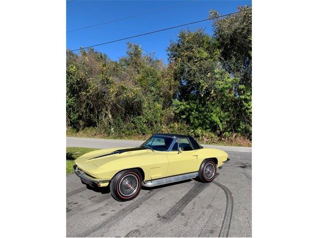 1967 Chevrolet Corvette (CC-1447315) for sale in Lakeland, Florida
