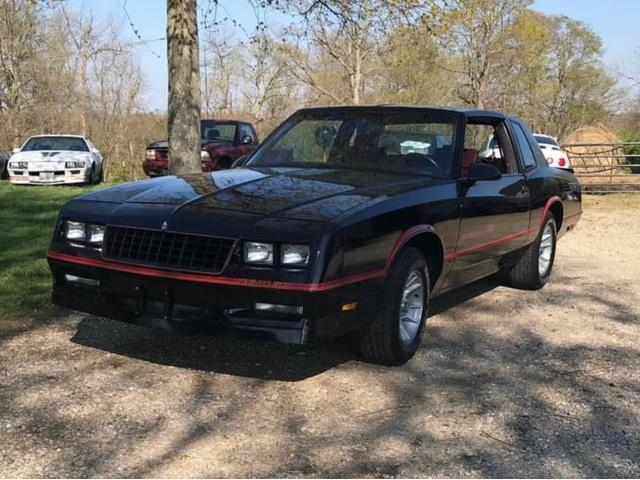 1986 Chevrolet Monte Carlo (CC-1447316) for sale in Shelby Township, Michigan
