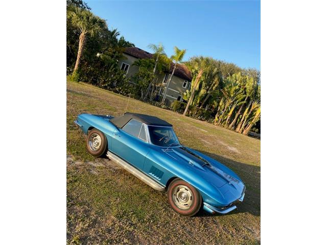 1967 Chevrolet Corvette (CC-1447317) for sale in Lakeland, Florida