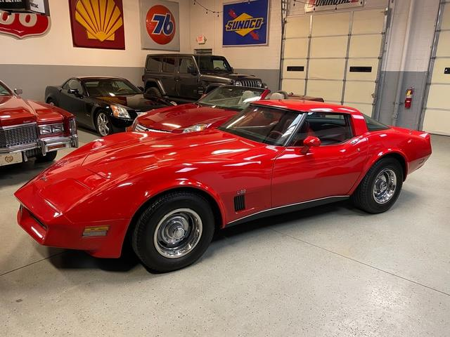 1980 Chevrolet Corvette (CC-1447318) for sale in Shelby Township, Michigan