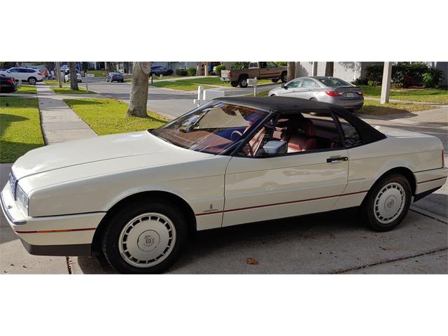 1989 Cadillac Allante (CC-1447328) for sale in Lakeland, Florida