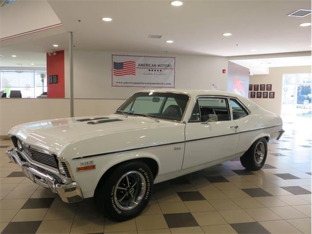 1972 Chevrolet Nova (CC-1447339) for sale in San Jose, California