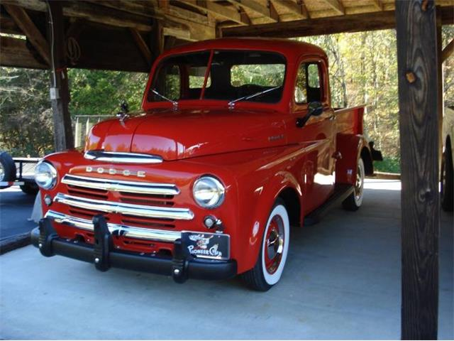 1949 Dodge B1 (CC-1440735) for sale in Cadillac, Michigan