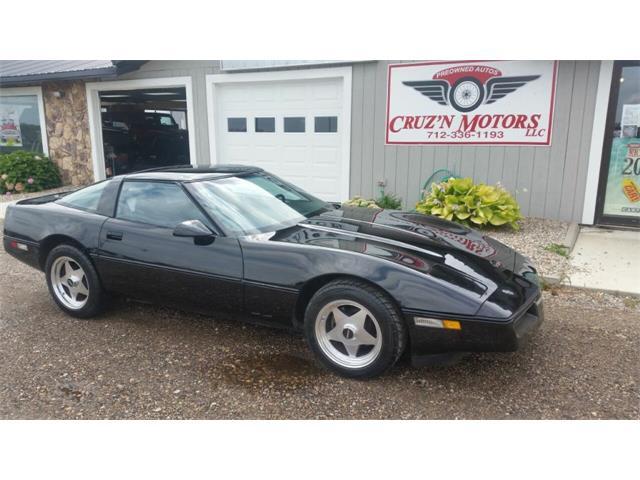 1984 Chevrolet Corvette (CC-1447350) for sale in Spirit Lake, Iowa