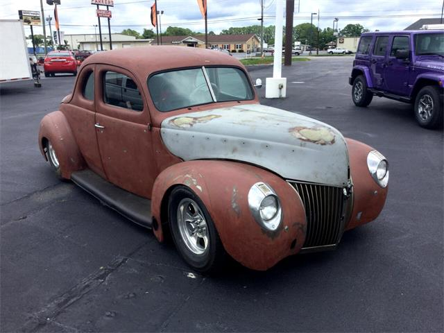 1940 Ford 2-Dr Coupe (CC-1447352) for sale in Greenville, North Carolina