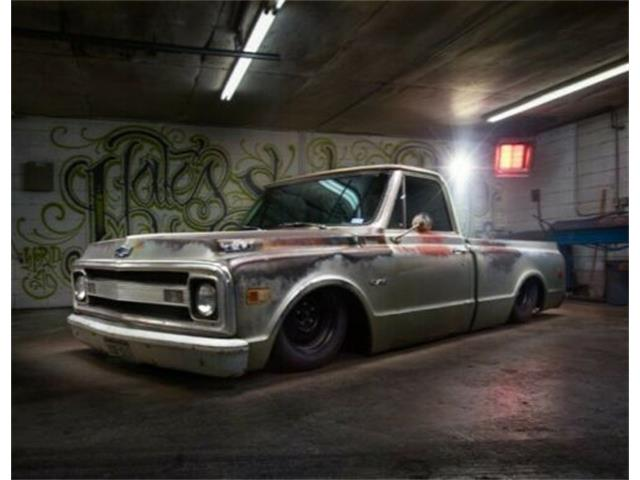 1969 Chevrolet C10 (CC-1440738) for sale in Cadillac, Michigan