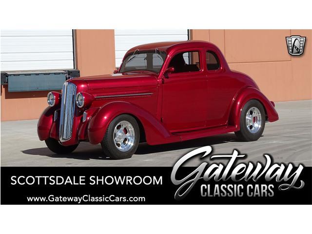 1937 Dodge 5-Window Coupe (CC-1447384) for sale in O'Fallon, Illinois