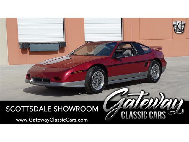 1987 Pontiac Fiero (CC-1447385) for sale in O'Fallon, Illinois
