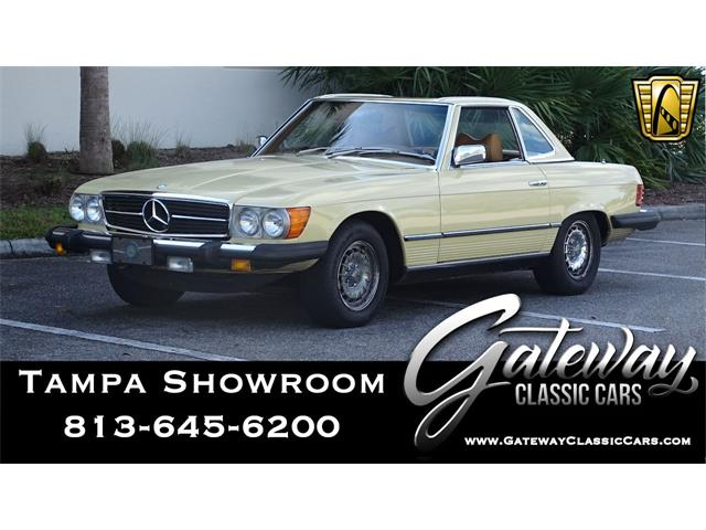1979 Mercedes-Benz 450SL (CC-1447388) for sale in O'Fallon, Illinois