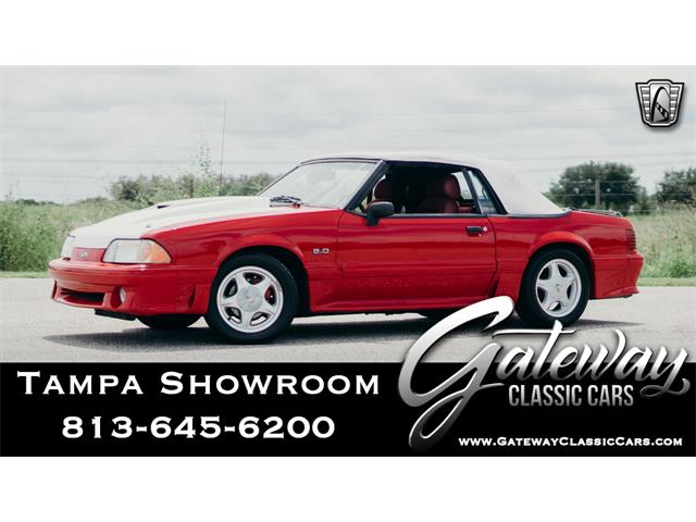 1990 Ford Mustang (CC-1447403) for sale in O'Fallon, Illinois