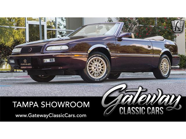 1993 Chrysler LeBaron (CC-1447410) for sale in O'Fallon, Illinois