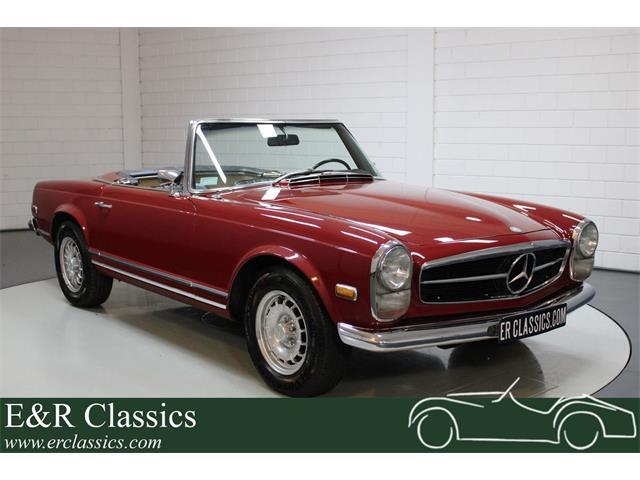 1968 Mercedes-Benz 280SL (CC-1447432) for sale in Waalwijk, Noord Brabant