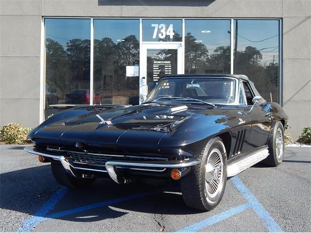 1966 Chevrolet Corvette (CC-1447436) for sale in Slidell, Louisiana