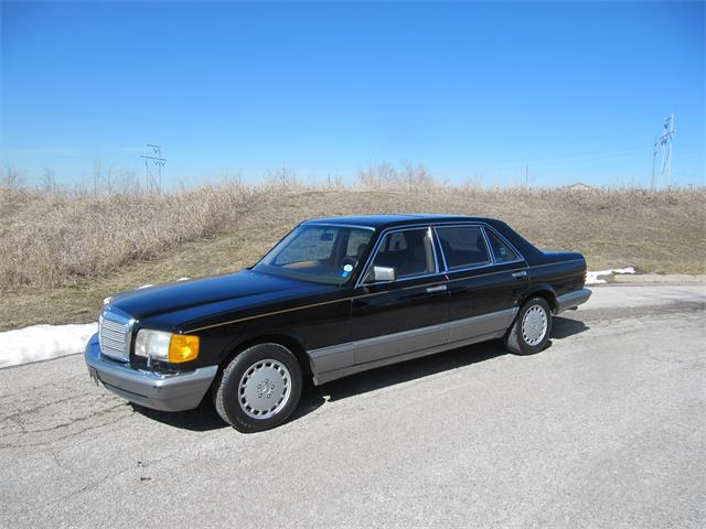 1986 Mercedes-Benz 420SEL (CC-1447443) for sale in Omaha, Nebraska