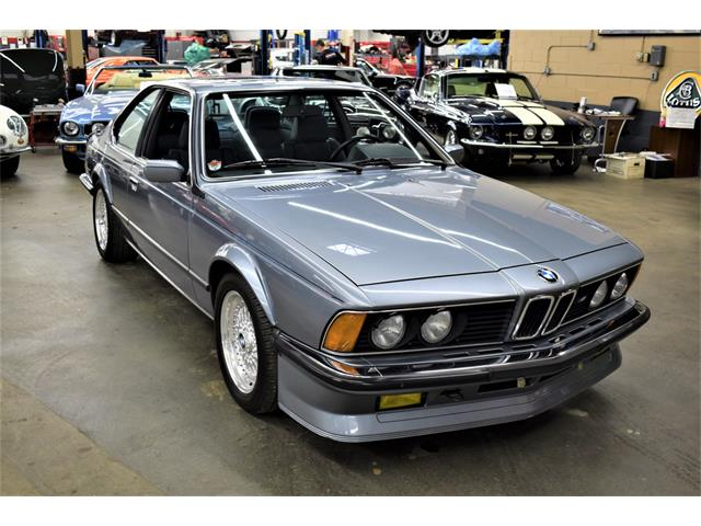 1985 BMW M635 CSi (CC-1447449) for sale in Huntington Station, New York