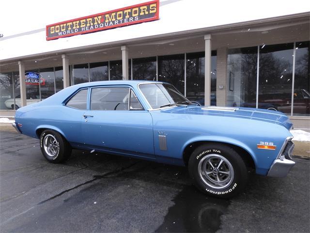 1970 Chevrolet Nova SS (CC-1447450) for sale in CLARKSTON, Michigan