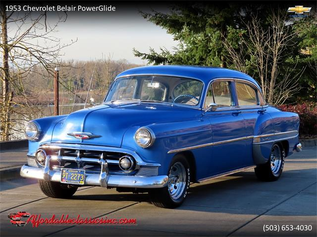 1953 Chevrolet Bel Air (CC-1447466) for sale in Gladstone, Oregon