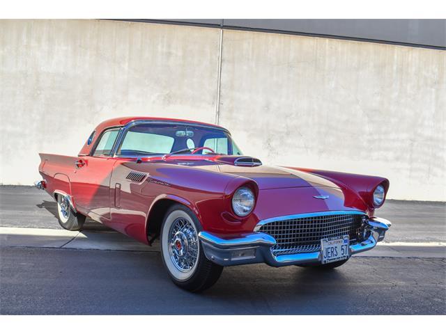 1957 Ford Thunderbird (CC-1447472) for sale in Costa Mesa, California