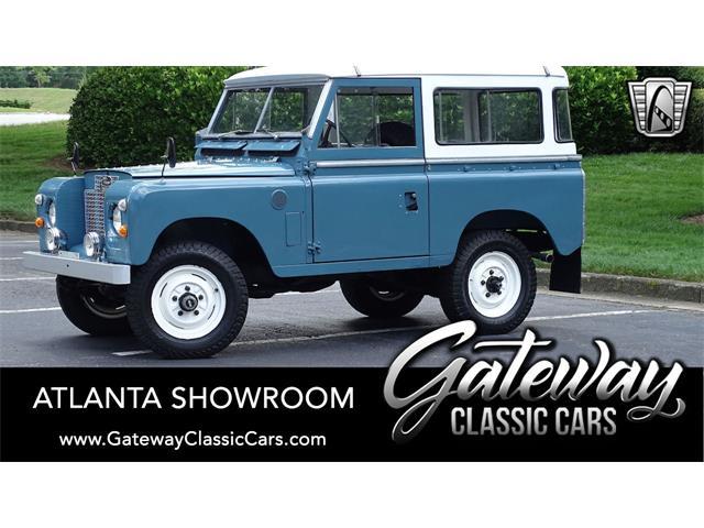 1972 Land Rover Santana (CC-1447477) for sale in O'Fallon, Illinois