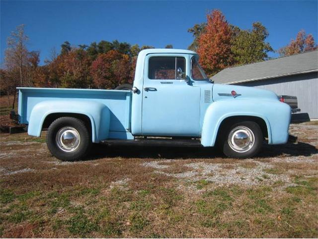 1956 Ford F100 (CC-1440748) for sale in Cadillac, Michigan