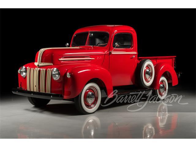 1947 Ford 1/2 Ton Pickup (CC-1447482) for sale in Scottsdale, Arizona
