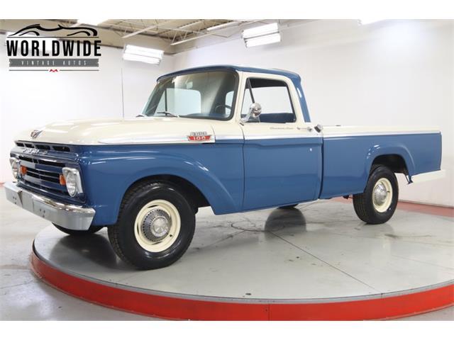 1963 Ford F100 (CC-1447488) for sale in Denver , Colorado