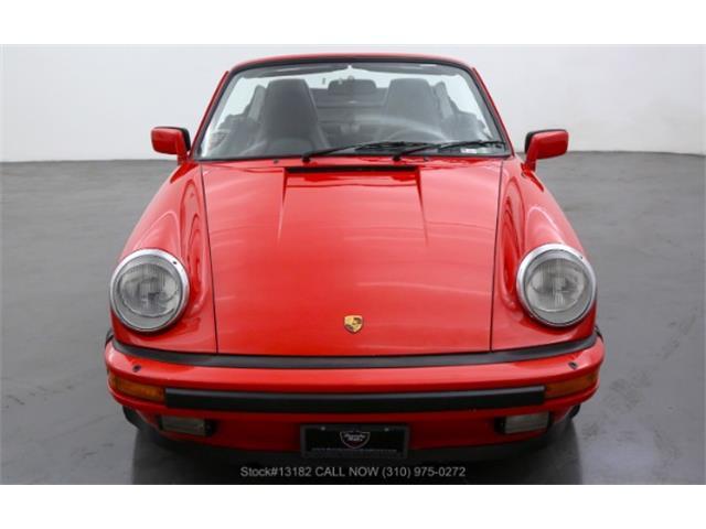 1985 Porsche Carrera (CC-1447527) for sale in Beverly Hills, California