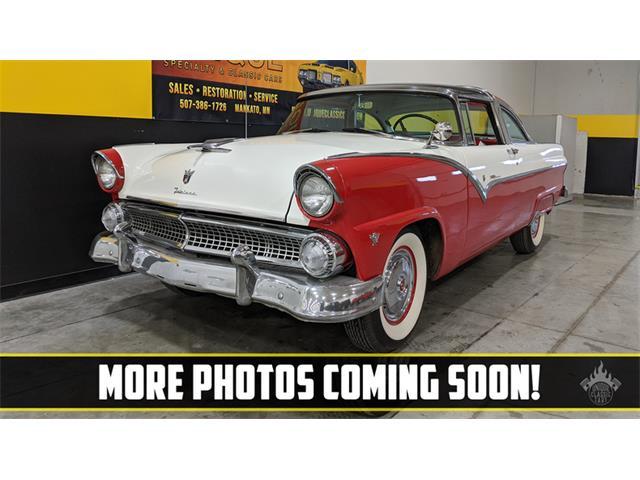 1955 Ford Crown Victoria (CC-1447530) for sale in Mankato, Minnesota