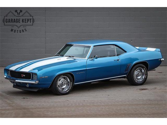 1969 Chevrolet Camaro (CC-1447531) for sale in Grand Rapids, Michigan