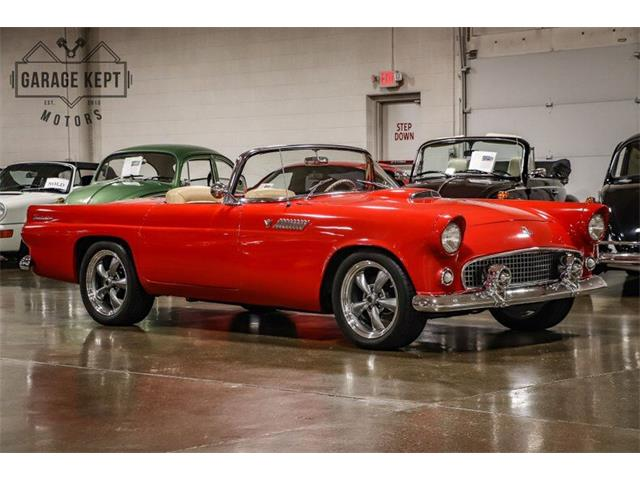 1955 Ford Thunderbird (CC-1447534) for sale in Grand Rapids, Michigan