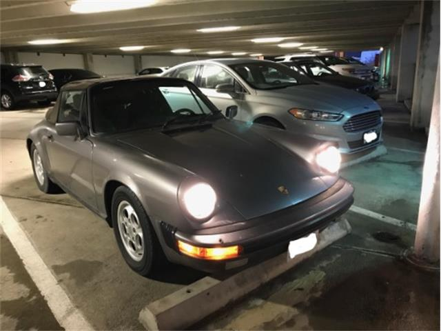 1985 Porsche Carrera (CC-1447535) for sale in Beverly Hills, California