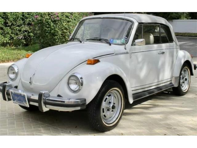 1977 Volkswagen Beetle (CC-1447544) for sale in Punta Gorda, Florida