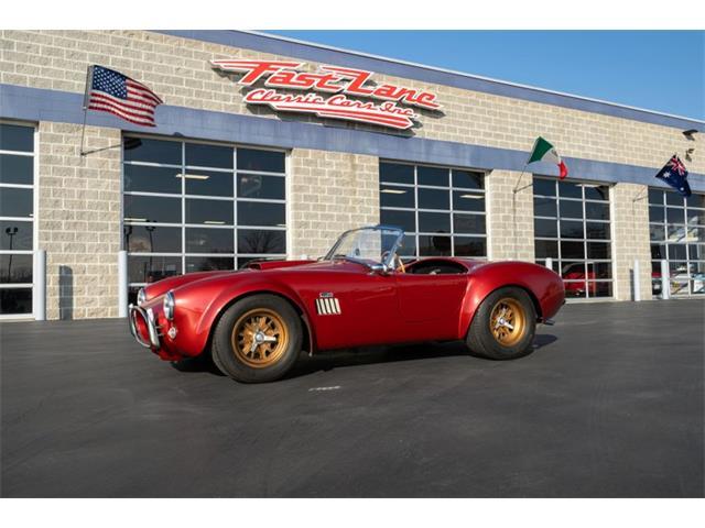 1965 Superformance Cobra (CC-1447551) for sale in St. Charles, Missouri