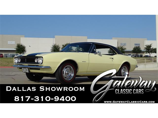 1967 Chevrolet Camaro (CC-1447552) for sale in O'Fallon, Illinois