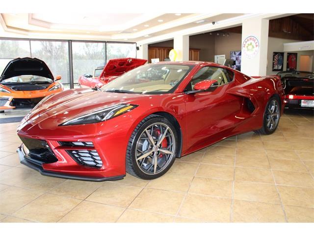2021 Chevrolet Corvette (CC-1447553) for sale in Sarasota, Florida