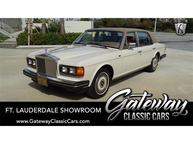 1988 Rolls-Royce Silver Spur (CC-1447557) for sale in O'Fallon, Illinois