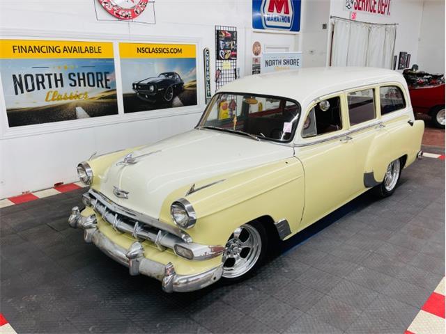 1954 Chevrolet 210 (CC-1447559) for sale in Mundelein, Illinois