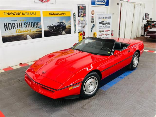 1986 Chevrolet Corvette (CC-1447561) for sale in Mundelein, Illinois
