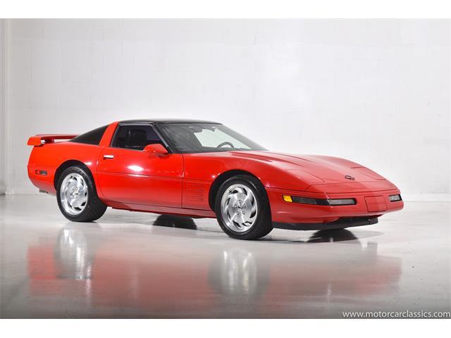 1992 Chevrolet Corvette (CC-1447564) for sale in Farmingdale, New York